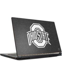 OSU Ohio State Grey MSI GS65 Stealth Laptop Skin