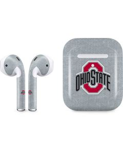 OSU Ohio State Logo Apple AirPods 2 Skin