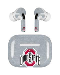 OSU Ohio State Logo Apple AirPods Pro Skin