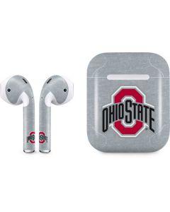 OSU Ohio State Logo Apple AirPods Skin