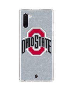 OSU Ohio State Logo Galaxy Note 10 Clear Case