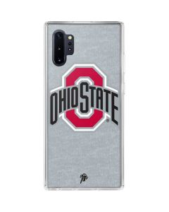 OSU Ohio State Logo Galaxy Note 10 Plus Clear Case