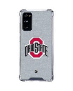 OSU Ohio State Logo Galaxy S20 FE Clear Case