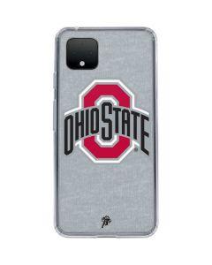 OSU Ohio State Logo Google Pixel 4 Clear Case