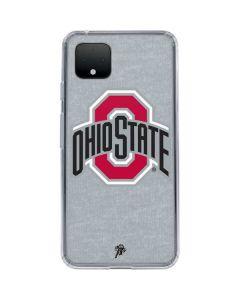 OSU Ohio State Logo Google Pixel 4 XL Clear Case