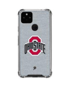 OSU Ohio State Logo Google Pixel 4a 5G Clear Case