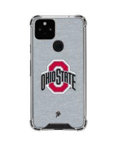 OSU Ohio State Logo Google Pixel 5 Clear Case