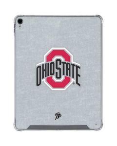 OSU Ohio State Logo iPad Pro 12.9in (2018-19) Clear Case