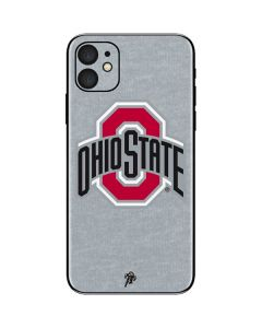 OSU Ohio State Logo iPhone 11 Skin