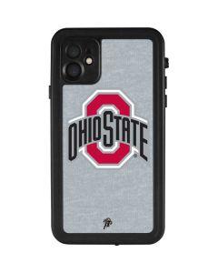 OSU Ohio State Logo iPhone 11 Waterproof Case