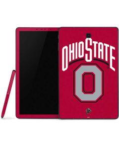 OSU Ohio State O Samsung Galaxy Tab Skin