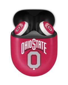 OSU Ohio State O Google Pixel Buds Skin