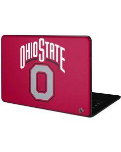 OSU Ohio State O Google Pixelbook Go Skin