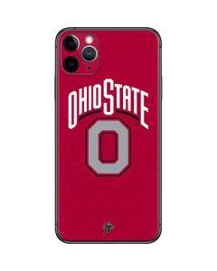 OSU Ohio State O iPhone 11 Pro Max Skin