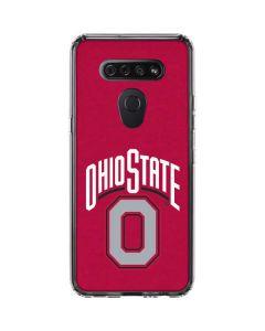OSU Ohio State O LG K51/Q51 Clear Case
