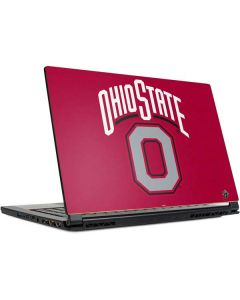 OSU Ohio State O MSI GS65 Stealth Laptop Skin