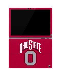 OSU Ohio State O Surface Pro 7 Skin