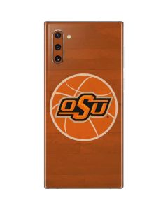 OSU Oklahoma Basketball Galaxy Note 10 Skin