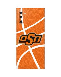 OSU Oklahoma Cowboys Basketball Galaxy Note 10 Skin