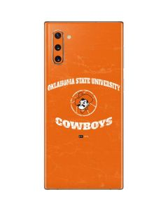OSU Oklahoma Cowboys Orange Galaxy Note 10 Skin