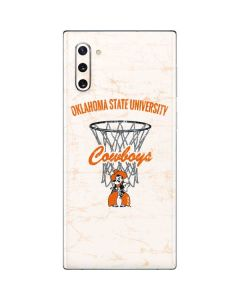 OSU Oklahoma State Cowboys Galaxy Note 10 Skin