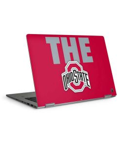 OSU The Ohio State Buckeyes HP Elitebook Skin