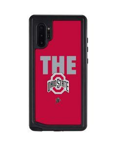 OSU The Ohio State Buckeyes Galaxy Note 10 Plus Waterproof Case