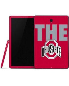 OSU The Ohio State Buckeyes Samsung Galaxy Tab Skin