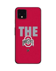 OSU The Ohio State Buckeyes Google Pixel 4 Skin