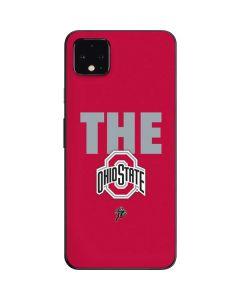 OSU The Ohio State Buckeyes Google Pixel 4 XL Skin