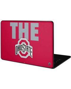 OSU The Ohio State Buckeyes Google Pixelbook Go Skin