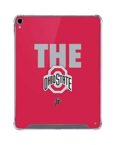 OSU The Ohio State Buckeyes iPad Pro 12.9in (2018-19) Clear Case