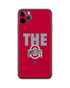 OSU The Ohio State Buckeyes iPhone 11 Pro Max Skin