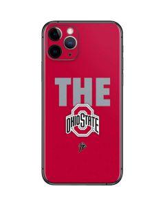 OSU The Ohio State Buckeyes iPhone 11 Pro Skin