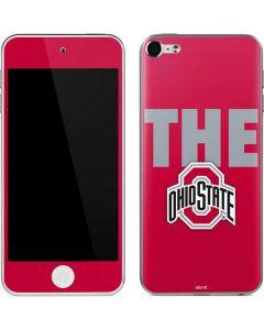 OSU The Ohio State Buckeyes Apple iPod Skin
