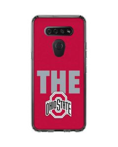 OSU The Ohio State Buckeyes LG K51/Q51 Clear Case