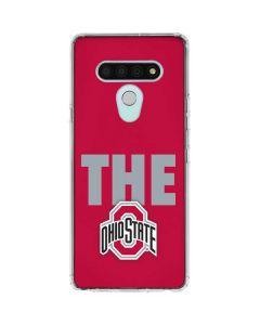 OSU The Ohio State Buckeyes LG Stylo 6 Clear Case