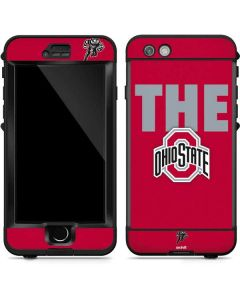 OSU The Ohio State Buckeyes LifeProof Nuud iPhone Skin