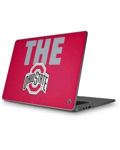 OSU The Ohio State Buckeyes Apple MacBook Pro 17-inch Skin