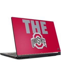 OSU The Ohio State Buckeyes MSI GS65 Stealth Laptop Skin