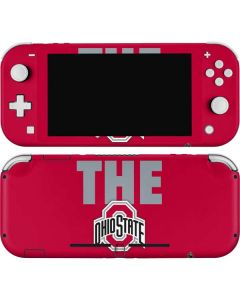 OSU The Ohio State Buckeyes Nintendo Switch Lite Skin