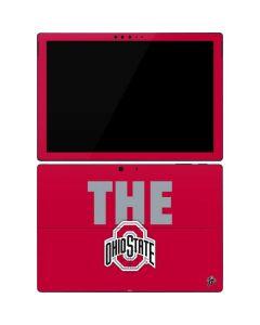 OSU The Ohio State Buckeyes Surface Pro 7 Skin