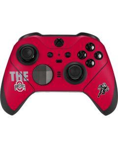 OSU The Ohio State Buckeyes Xbox Elite Wireless Controller Series 2 Skin