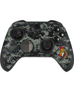 Ottawa Senators Camo Xbox Elite Wireless Controller Series 2 Skin