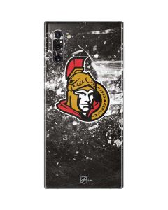 Ottawa Senators Frozen Galaxy Note 10 Skin