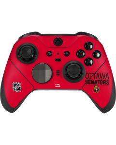 Ottawa Senators Lineup Xbox Elite Wireless Controller Series 2 Skin
