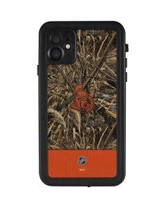 Ottawa Senators Realtree Max-5 Camo iPhone 11 Waterproof Case