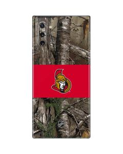 Ottawa Senators Realtree Xtra Camo Galaxy Note 10 Skin