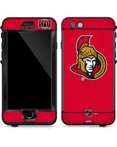 Ottawa Senators Solid Background LifeProof Nuud iPhone Skin