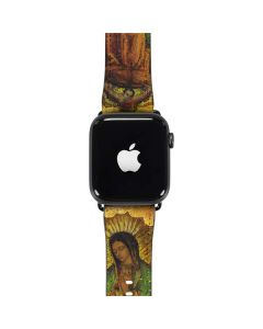 Our Lady of Guadalupe Mosaic Apple Watch Band 42-44mm